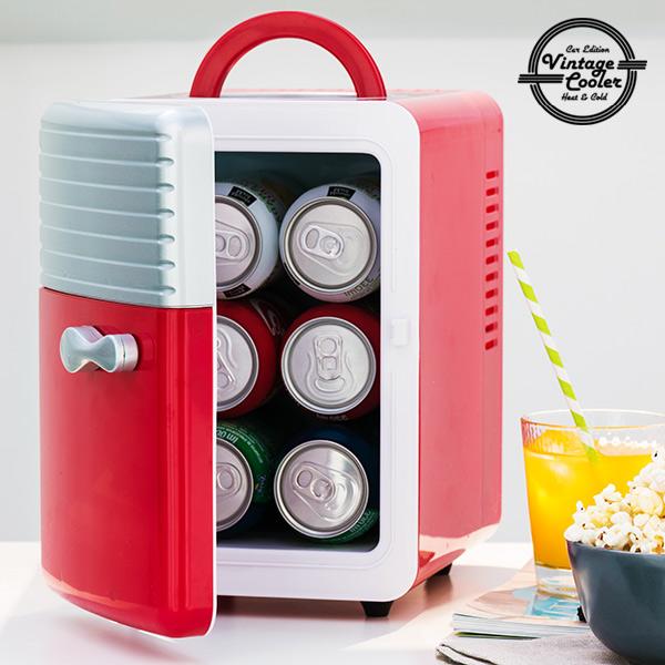 Vintage Koelbox - Retro Cooler 5L