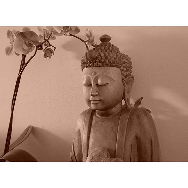 Diamond Painting Realistische Boeddha