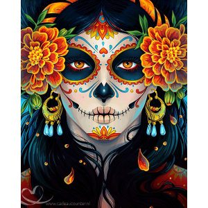 Diamond Painting Day of the Dead