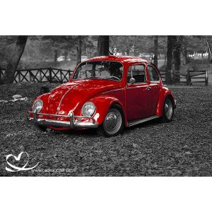 Diamond Painting Volkswagen Beetle