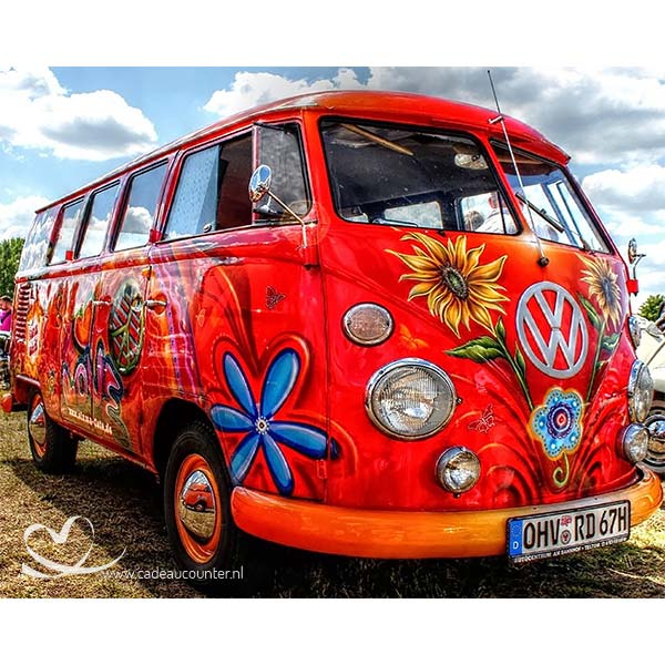 Diamond Painting Hippiebus
